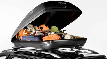 Dachbox Hapro Rider 4.4 Anthracite - 370 Liter – Bild 5