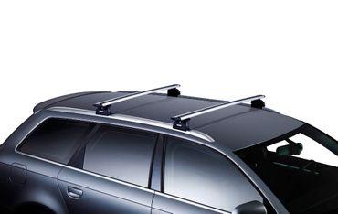 Dachgepäckträger - Thule WingBar Alu - 118 cm - für Audi A4 Avant 2008+ – Bild 5