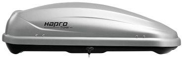 Dachbox Hapro Traxer 4.6 Silver Grey - 370 Liter – Bild 1