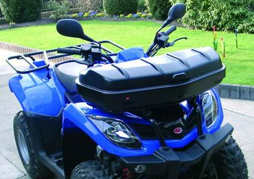 Quad Box / ATV Box - Kamei Front Box Typ 1 - 04524201 – Bild 3