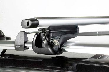 Dachträger - Hapro Cronos 3.0 Aluminium Relingträger - 125cm - Universal – Bild 4