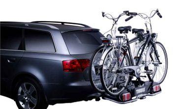 Fahrradträger - Thule EuroPower 915 - 2 E-Bikes - Kupplungsträger - Retoureware – Bild 3