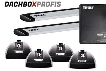 Dachgepäckträger - Thule WingBar 127 cm - für Ford Grand Tourneo Connect ab 2014+ und weitere Modelle