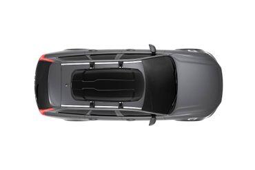 Dachbox - Thule Force XT M Black Aeroskin - 400 Liter – Bild 6