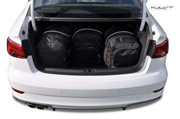 Kofferraumtasche - KJUST - AUDI A3 LIMOUSINE 2012+ CAR BAGS SET - 4 Taschen - 7004005 – Bild 2