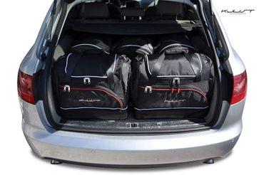 Kofferraumtasche - KJUST - AUDI A6 AVANT 2004-2011 CAR BAGS SET - 5 Taschen - 7004021 – Bild 1