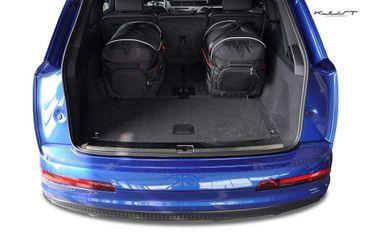 Kofferraumtasche - KJUST - AUDI Q7 2015+ CAR BAGS SET - 5 Taschen - 7004019 – Bild 3