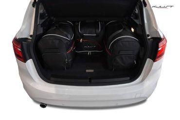 Kofferraumtasche - KJUST - BMW 2 ACTIVE TOURER 2013+ CAR BAGS SET - 4 Taschen - 7007002 – Bild 2