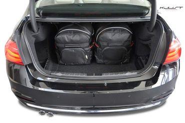 Kofferraumtasche - KJUST - BMW 3 LIMOUSINE 2012+ CAR BAGS SET - 4 Taschen - 7007004 – Bild 3