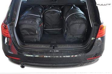 Kofferraumtasche - KJUST - BMW 3 TOURING, 2012- CAR BAGS SET - 4 Taschen - 7007006 – Bild 2