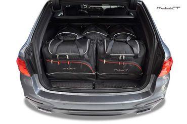 Kofferraumtasche - KJUST - BMW 5 TOURING, 2017- CAR BAGS SET - 5 Taschen - 7007061 – Bild 1