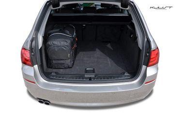Kofferraumtasche - KJUST - BMW 5 TOURING, 2010-2017 CAR BAGS SET - 4 Taschen - 7007011 – Bild 4