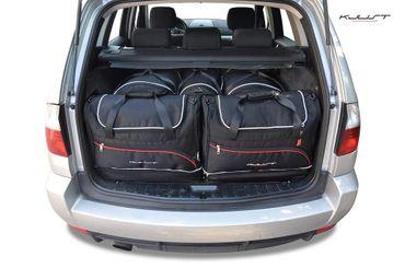 Kofferraumtasche - KJUST - BMW X3 2003-2010 CAR BAGS SET - 5 Taschen - 7007071 – Bild 1