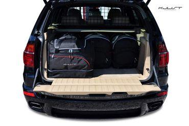 Kofferraumtasche - KJUST - BMW X5 2006-2013 CAR BAGS SET - 5 Taschen - 7007121 – Bild 2