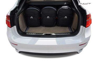 Kofferraumtasche - KJUST - BMW X6 2008-2014 CAR BAGS SET - 5 Taschen - 7007122 – Bild 2