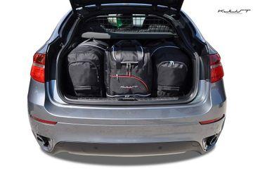 Kofferraumtasche - KJUST - BMW X6, 2008-2014 CAR BAGS SET - 4 Taschen - 7007222 – Bild 1