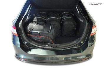 Kofferraumtasche - KJUST - FORD MONDEO HATCHBACK 2014+ CAR BAGS SET - 5 Taschen - 7015005 – Bild 2