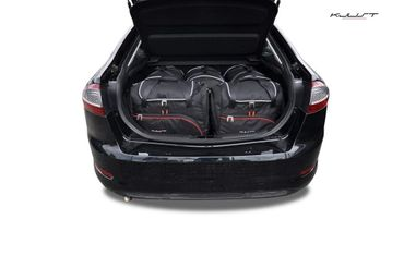 Kofferraumtasche - KJUST - FORD MONDEO HATCHBACK 2007-2013 CAR BAGS SET - 5 Taschen - 7015105 – Bild 1