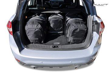 Kofferraumtasche - KJUST - FORD KUGA I, 2008-2012 CAR BAGS SET - 4 Taschen - 7015034 – Bild 2