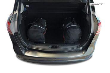 Kofferraumtasche - KJUST - FORD B-Max 2012+ CAR BAGS SET - 3 Taschen - 7015009 – Bild 2