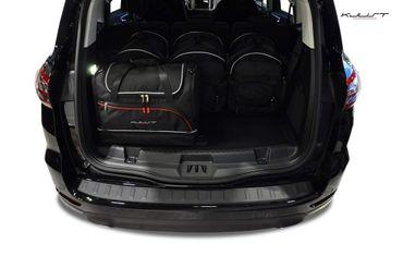 Kofferraumtasche - KJUST - FORD S-MAX 2015+ CAR BAGS SET - 5 Taschen - 7015011 – Bild 2