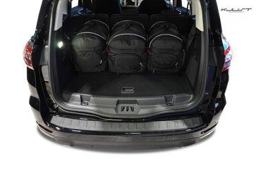 Kofferraumtasche - KJUST - FORD S-MAX 2015+ CAR BAGS SET - 5 Taschen - 7015011 – Bild 3