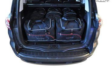 Kofferraumtasche - KJUST - FORD S-MAX 2015+ CAR BAGS SET - 5 Taschen - 7015027 – Bild 1