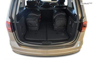 Kofferraumtasche - KJUST - SEAT ALHAMBRA 2010+ CAR BAGS SET - 5 Taschen - 7036013 – Bild 4