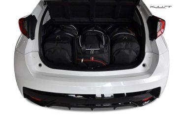 Kofferraumtasche - KJUST - HONDA CIVIC HATCHBACK 2012-2017 CAR BAGS SET - 4 Taschen - 7016003 – Bild 1