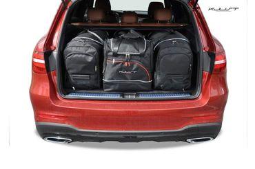 Kofferraumtasche - KJUST - MERCEDES GLC 2015+ CAR BAGS SET - 4 Taschen - 7027027