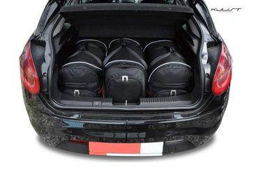 Kofferraumtasche - KJUST - FIAT BRAVO 2006+ CAR BAGS SET - 3 Taschen - 7014004 – Bild 1