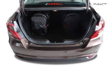 Kofferraumtasche - KJUST - FIAT TIPO LIMOUSINE 2015+ CAR BAGS SET - 5 Taschen - 7014011 – Bild 4