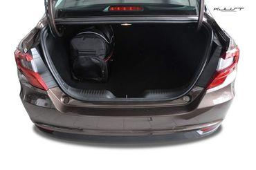 Kofferraumtasche - KJUST - FIAT TIPO LIMOUSINE 2015+ CAR BAGS SET - 5 Taschen - 7014011 – Bild 5