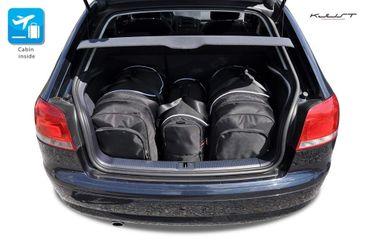 Kofferraumtasche - KJUST - AUDI A3 SPORTBACK, 2003-2013 - CAR BAGS SET - 3 Taschen - 7004035 – Bild 1