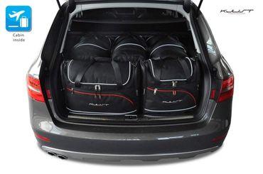Kofferraumtasche - KJUST - AUDI A4 ALLROAD QUATTRO 2008+ CAR BAGS SET - 5 Taschen - 7004037 – Bild 1