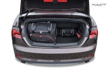 Kofferraumtasche - KJUST - AUDI A5 CABRIO 2017+ CAR BAGS SET - 4 Taschen - 7004002 – Bild 2