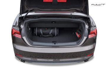 Kofferraumtasche - KJUST - AUDI A5 CABRIO 2017+ CAR BAGS SET - 4 Taschen - 7004002 – Bild 4
