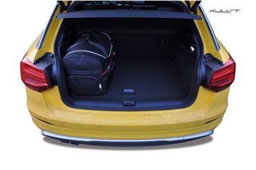 Kofferraumtasche - KJUST - AUDI Q2 2016+ CAR BAGS SET - 3 Taschen - 7004047 – Bild 3