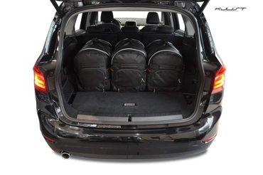 Kofferraumtasche - KJUST - BMW 2 GRANTOURER 2013+ CAR BAGS SET - 5 Taschen - 7007027 – Bild 2