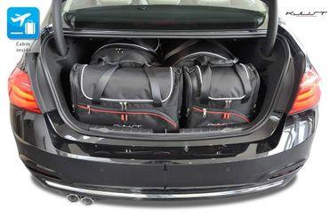 Kofferraumtasche - KJUST - BMW 3 LIMOUSINE, 2012- CAR BAGS SET - 4 Taschen - 7007036 – Bild 1