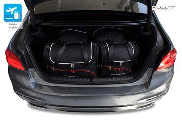 Kofferraumtasche - KJUST - BMW 5 LIMOUSINE 2017+ CAR BAGS SET - 4 Taschen - 7007058 – Bild 1