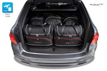 Kofferraumtasche - KJUST - BMW 5 TOURING, 2017- CAR BAGS SET - 5 Taschen - 7007062 – Bild 1