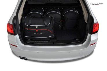 Kofferraumtasche - KJUST - BMW 5 TOURING, 2010-2017 CAR BAGS SET - 5 Taschen - 7007035 – Bild 2
