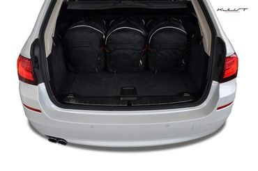 Kofferraumtasche - KJUST - BMW 5 TOURING, 2010-2017 CAR BAGS SET - 5 Taschen - 7007035 – Bild 3