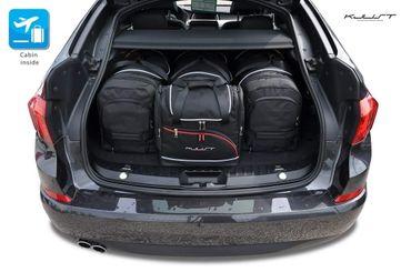 Kofferraumtasche - KJUST - BMW 5 GT 2010+ CAR BAGS SET - 4 Taschen - 7007052 – Bild 1