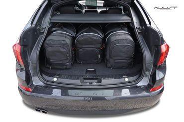 Kofferraumtasche - KJUST - BMW 5 GT 2010+ CAR BAGS SET - 4 Taschen - 7007052 – Bild 2
