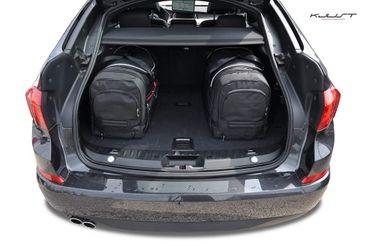 Kofferraumtasche - KJUST - BMW 5 GT 2010+ CAR BAGS SET - 4 Taschen - 7007052 – Bild 3