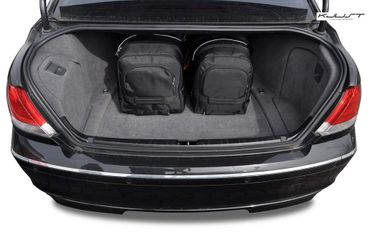 Kofferraumtasche - KJUST - BMW 7, 2001-2008 CAR BAGS SET - 5 Taschen - 7007059 – Bild 4