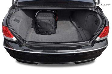 Kofferraumtasche - KJUST - BMW 7, 2001-2008 CAR BAGS SET - 5 Taschen - 7007059 – Bild 5