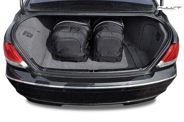 Kofferraumtasche - KJUST - BMW 7, 2001-2008 CAR BAGS SET - 5 Taschen - 7007060 – Bild 4